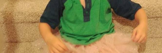 Mio figlio si mette lo smalto e si veste da donna deve - A letto con mio figlio ...