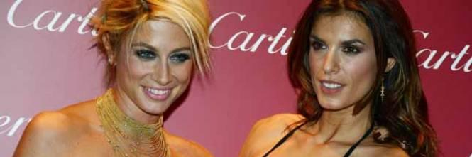 Maddalena Corvaglia ed Elisabetta Canalis, le ex veline più amate 1