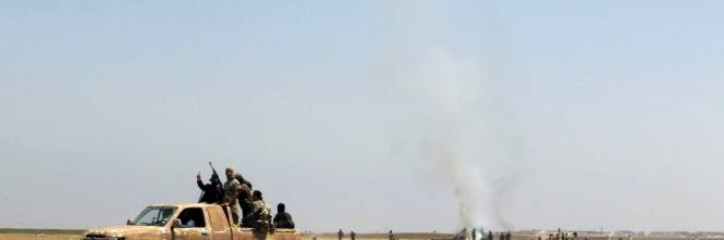 Siria, abbattuto elicottero russo 1