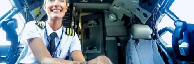 La bella pilota di Ryanair sta facendo impazzire tutti 1