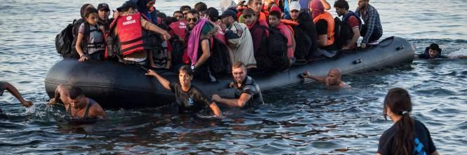 Profughi, la rotta greca 1