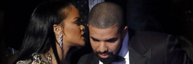 MTV VMA 2016: Drake e Rihanna, le immagini 1