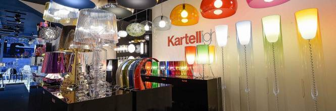 Kartell porta il lifestile made in Italy a Londra