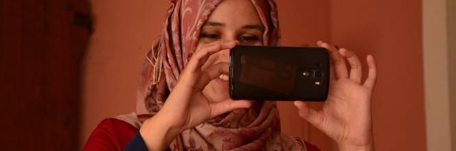 A lezione dai giovani islamici: le foto choc 1