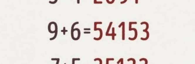 Il Quiz Matematico Che Sta Facendo Impazzire Il Web