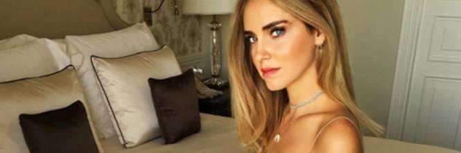 Chiara Ferragni sexy agli happening 1