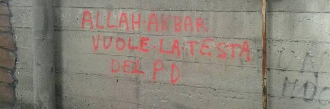 """Ora l'Isis minaccia il Pd: """"Allah vuole la tua testa""""  1"""