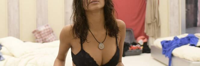 Grande Fratello Vip: doccia hot per Mariana Rodriguez 1