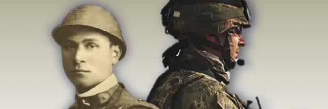 Le immagini del Calendesercito 2017 per commemorare la Grande Guerra 1