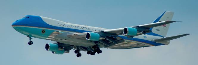 air force one costo