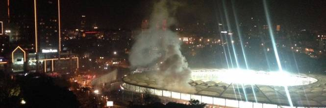 Due esplosioni a Istanbul 1