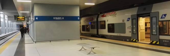 Malpensa express domenica prima corsa fino al terminal 2 - Porta garibaldi malpensa terminal 2 ...