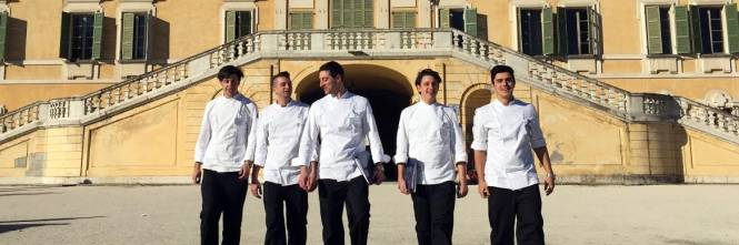 proprio in questi giorni partita la xvii edizione del corso superiore di cucina italiana la prima edizione risale al 2004 e vide ai nastri di partenza 17