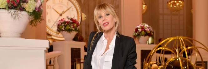 Alessia Marcuzzi sexy ed elegante 1