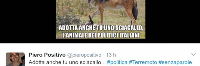 Abruzzo, gli attacchi a Salvini su Twitter 1