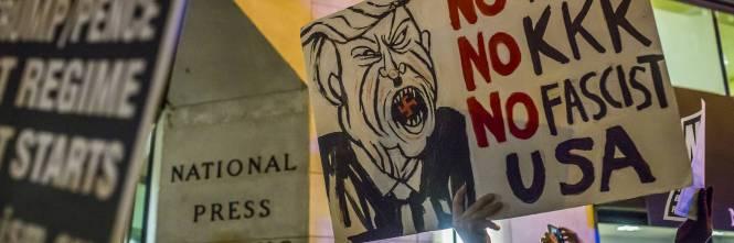 Vip e radical chic contro Trump 1