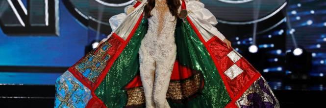 Miss Universo, lo spettacolo dei costumi più belli 1