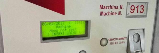 gaffe machine