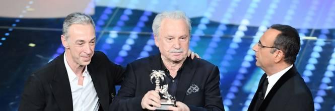 Il premio a Moroder al Festival 1