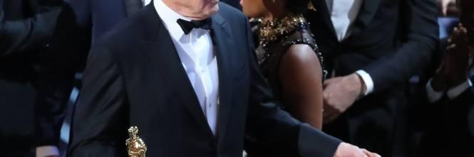 Le immagini della notte degli Oscar 1