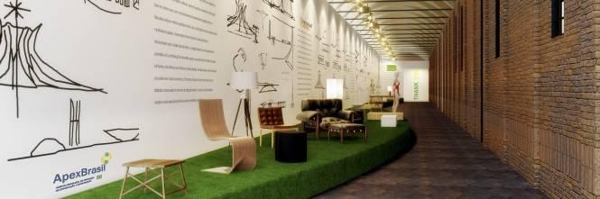 Studi Design Interni Milano.Be Brasil Design Brasiliano In Mostra Al Fuorisalone