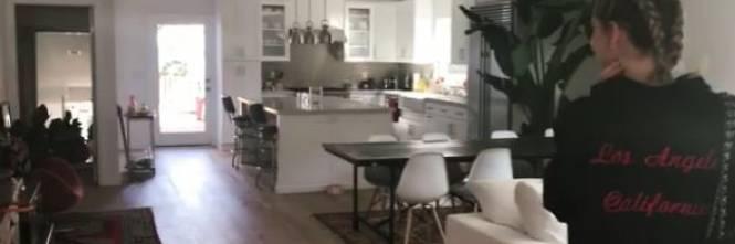 Chiara ferragni mostra la nuova casa ma sui social scatta for Quanti soldi ci vuole per costruire una casa