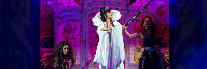 """""""La regina di ghiaccio"""", il nuovo show di Lorella Cuccarini 1"""