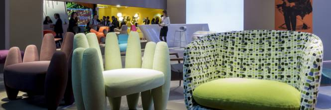 Design i nuovi stili dell 39 abitare contemporaneo al salone for Fiera dell arredamento
