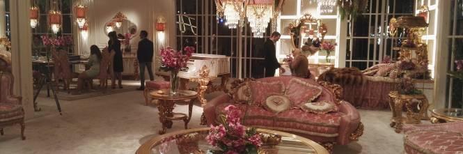 Salone del mobile il nuovo classico definisce lo stile for Arredamento salone classico