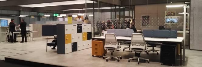 Predari l 39 ufficio del futuro nasce a workplace 3 0 for Design per l ufficio