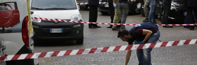 Roma, esplosione in strada: ordigno rudimentale nel parcheggio delle Poste 1