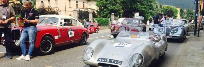 """Mille Miglia, la """"corsa più bella del mondo"""" 1"""