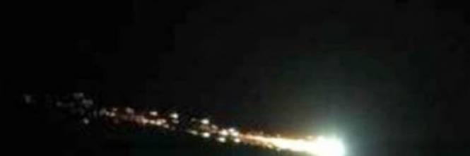 meteorite nel cielo del nord italia fedez raga