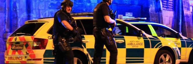 Londra, attacco sul London Bridge 1