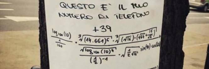 Cerco un marito intelligente l 39 annuncio matematico geniale - Numero di telefono piscina ortacesus ...