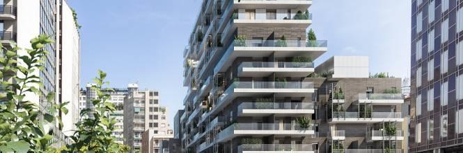 Abbandonato per il fallimento sorger un edificio green e - Giardini sui terrazzi ...