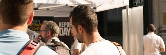 Reporter Day, non è il solito talent 1
