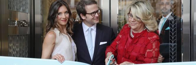 Tiffany, inaugurato a Milano il megastore più grande d'Europa 1