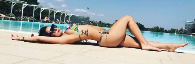 Alessia Magari hot, esplosiva in bikini 1