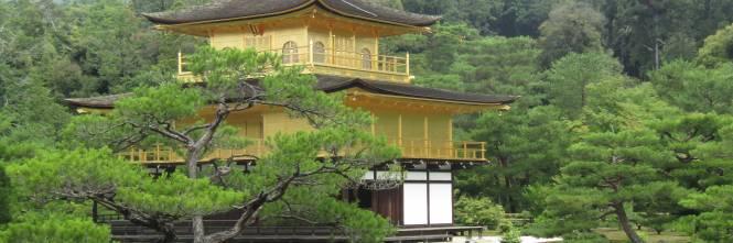 Dalla Terra al Cielo, il Padiglione d'Oro a Kyoto 1