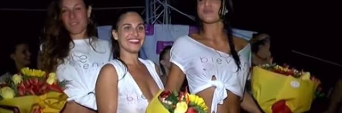 Miss maglietta bagnata 2017: a Padova vince Giulia