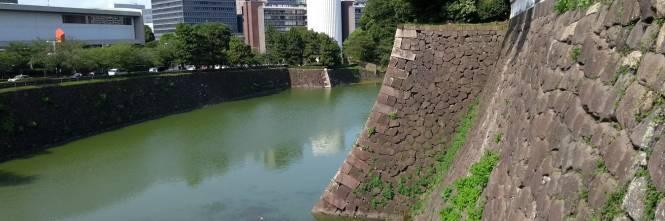 Torri, fossati e giardini eccezionali: nel Palazzo Imperiale a Tokyo 1