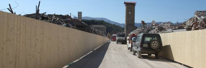 Amatrice, viaggio nella città sommersa dalle macerie ad un anno dal sisma 1