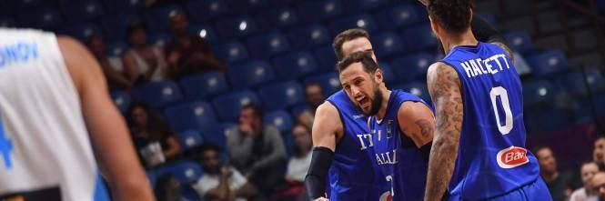 Europei, Belinelli traina la Nazionale e l'Italbasket
