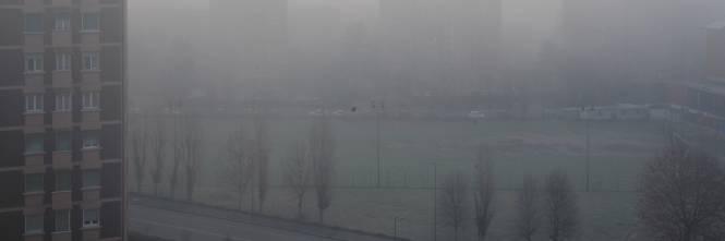 Smog Record In Nord Italia A Torino Non Aprite Porte E Finestre