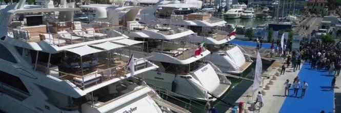 Versilia yachting salpa la seconda edizione del salone for Novita nautica 2017