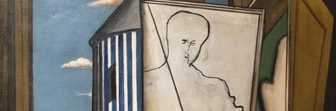 Francia, rubato un quadro di De Chirico di inestimabile