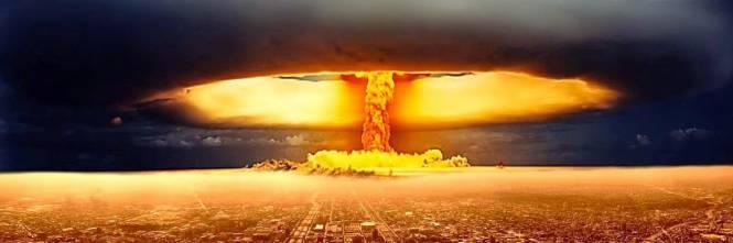 Risultati immagini per immagine di guerra nucleare