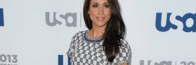 Meghan Markle, attrice sexy 1
