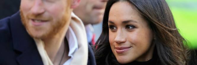 Principe Harry e Meghan Markle coppia felice 1